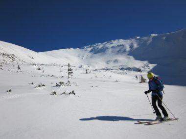 Aká je moja úroveň lyžovania?
